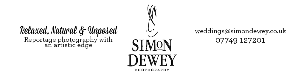 Wedding photographer Derby, Derbyshire – Fine-art reportage logo
